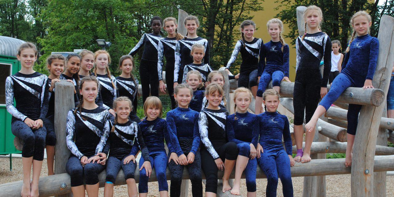 Kinder und Jugendliche aus Friesenheim sind beim Landeskinderturnfest in Konstanz erfolgreich gewesen.