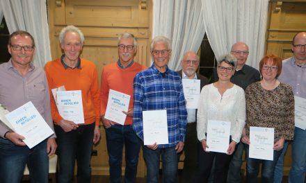Hauptversammlung des TV Friesenheim
