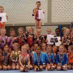 Großer Erfolg der Leistungsturner – Gold für Eliana Schäfer
