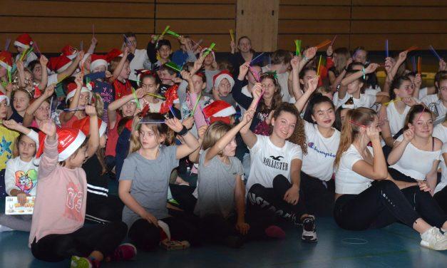 Weihnachtsfeiern der TV-Kids