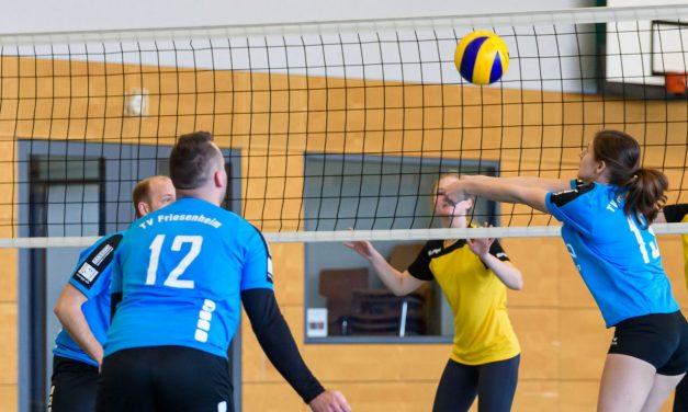 Die Volleyball Mixed-Mannschaft startet mit vielfältigem Programm ins Jahr 2020