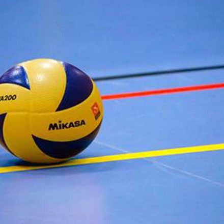 Volleyballer*innen starten wieder mit dem Training