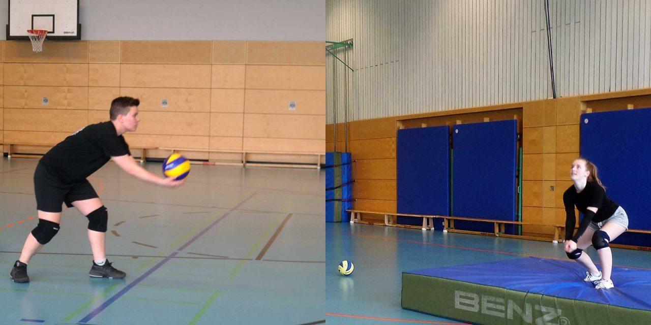 Volleyball- Jugend